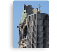 A Landmark in History Canvas Print