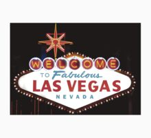 Welcome to Las Vegas Sign by ukedward