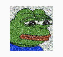 Sad Pepe Collage Unisex T-Shirt