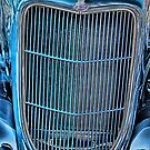 Blue Grill by Robert Beck