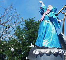 Fairy Godmother by hippolyta96