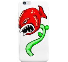 piranha plant  iPhone Case/Skin
