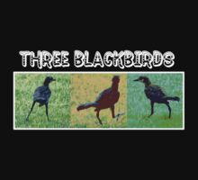 WE THREE BLACKBIRDS by Paul Quixote Alleyne