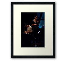 Vienna Teng At The Bimhuis 9 Framed Print