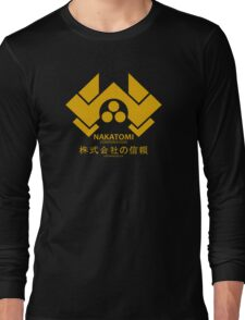 Nakatomi Long Sleeve T-Shirt