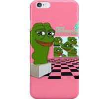 Macintosh Pepe iPhone Case/Skin