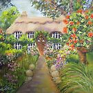 Cottage in Sussex by bevmorgan