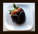 chocolate dipped by Angel Warda