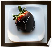 chocolate dipped Poster