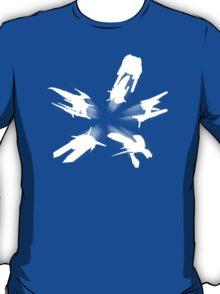 Heroes of the Horizon (White) T-Shirt
