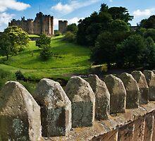 Alnwick Castle by stewartspics
