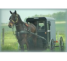 Lancaster County Photographic Print