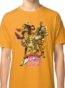Dio Brando Jojo Classic T-Shirt