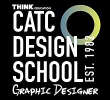 CATC Design School White Writing by Workwithstellio