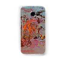 Unique Burnt Abstract Samsung Galaxy Case/Skin