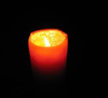 Orange glow by justbmac