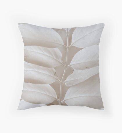 Robinia  Throw Pillow