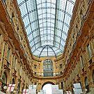 Galleria Milano Interior by Renee Hubbard Fine Art Photography