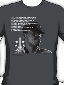 Aliens (Sgt. Apone´s speech) T-Shirt
