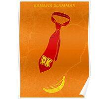 Banana-slamma! Poster