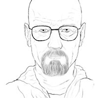 Walter White by Sketchy Sketch