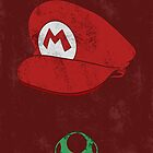 It's a me! by J.C. Maziu