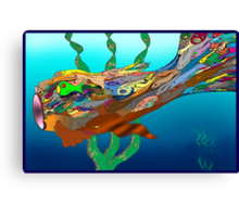 Fish - Plural Canvas Print