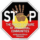 OFFICIAL MERCHANDISE - #SOSBLAKAUSTRALIA design 4 by KISSmyBLAKarts