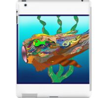 Fish - Plural iPad Case/Skin