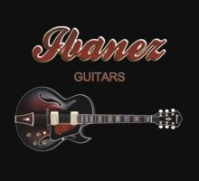 Ibanez Electric Guitars by shfandon