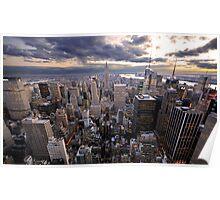 Rockefeller's View Poster