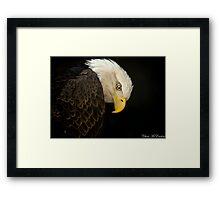 Your Majesty Framed Print