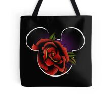 Disney - Mickey Mouse Rose Tattoo Tote Bag