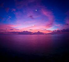 Maldivian Night by Dominic Kamp