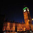 Big Ben No. 1,000,001 by Dominic Kamp