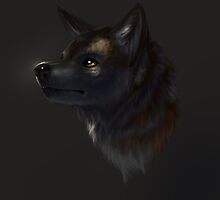 Wolf by goodwolf