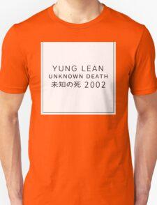 unknown death 2002 tee. T-Shirt