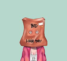 Bad Hair Day by melcsee