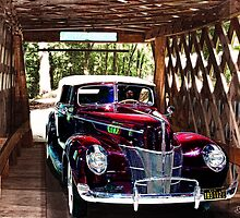 Alabama Covered Bridge by Mike Pesseackey (crimsontideguy)