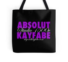 Beyond Kayfabe Podcast - Absolut Tote Bag
