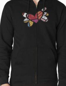 Romero Britto The Winged Heart T-Shirt