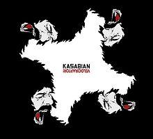Kasabian Velociraptor by Coruscant