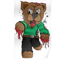 Zombie Kuma Poster