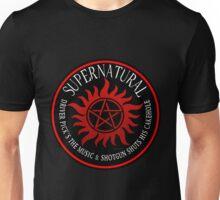 Supernatural Driver pricks the music  Unisex T-Shirt