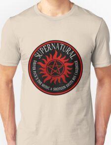 Supernatural Driver pricks the music  T-Shirt
