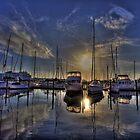 Marina Morning by sailorsedge