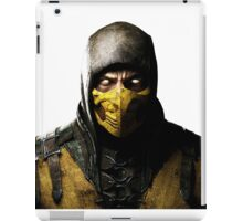 Mortal Kombat X- Scorpion  iPad Case/Skin