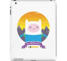 T04_Adventure Time iPad Case/Skin