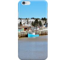 The Inner Harbour iPhone Case/Skin