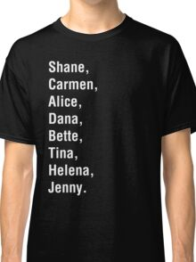 The L Word Classic T-Shirt